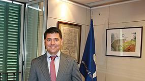 Foto de Ángel García Gris, nuevo delegado territorial de la AEC en Canarias
