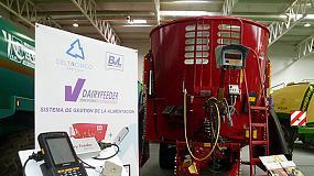 Foto de Deltacinco presenta en Agraria su nuevo sistema de gestión de alimentación Dairy Feeder