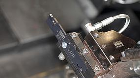Foto de Las operaciones de tronzado y ranurado se benefician del nuevo sistema de aplicación de refrigerante