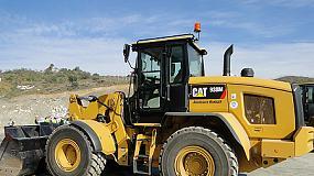 Foto de Las palas de ruedas pequeñas Cat de la serie M ya cumplen las normativas sobre emisiones fase IV
