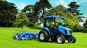 Foto de El tractor compacto Boomer 54D de New Holland es galardonado con el premio 'Máquina del año 2015' en la categoría de compactos y especiales