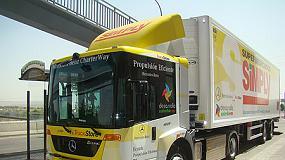 Foto de El sector del transporte se muestra esperanzado en el nuevo ciclo econ�mico