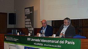 Foto de La XIV Jornada intercomarcal del maíz reúne a los principales productores de maíz de Cataluña y Aragón