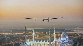 Foto de El avión Solar Impulse inicia su vuelta al mundo gracias a la contribución de la Química