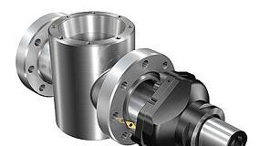 Foto de SpiroGrooving, una solución para el mecanizado de ranuras de anillos de sellado