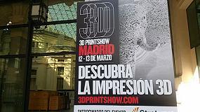 Foto de RS Components participa en el 3D PrintShow de Madrid