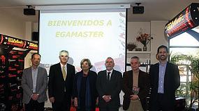 Foto de La OIT selecciona a Ega Master como empresa de éxito
