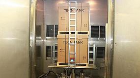 Foto de Tecnicarton confirma la importancia de certificar los nuevos desarrollos de embalaje industrial