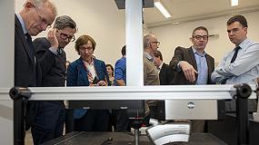 Foto de Reynaers presenta última tecnología en pruebas de calidad y producción de perfiles de aluminio con aislamiento