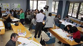 Picture of M�s de 200 ideas innovadoras surgen del primer taller de productos del h�bitat para las ciudades inteligentes