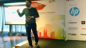 Foto de Pixartprinting presenta en Barcelona el nuevo concepto �Upload & Print�