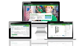 Picture of Schneider Electric actualiza el software online Ecoreal Quick Quotation