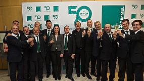 Foto de MANN+HUMMEL IBÉRICA celebra su 50º aniversario en España