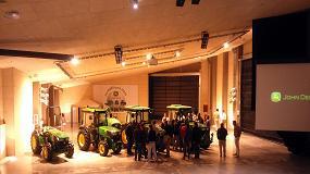 Foto de John Deere presenta sus nuevos tractores especiales de la Serie 5
