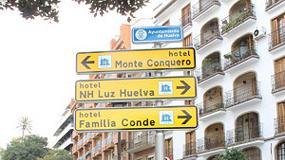 Foto de Huelva cuenta con nueva se�al�tica tur�stica hotelera