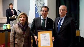 Foto de Emulsa recibe la certificaci�n de Responsabilidad Social IQNet SR10 de Aenor