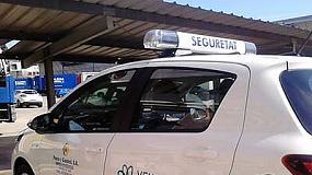 Foto de Cimalsa incorpora veh�culos h�bridos al servicio de vigilancia de sus centrales