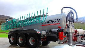Fotografia de Pichon, nueva marca importada en exclusiva por Dur�n Maquinaria Agr�cola para Espa�a