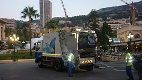 Foto de El Principado de M�naco ofrece un sistema de gesti�n de residuos eficiente y sostenible