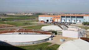 Picture of Veolia Water Technologies participa en el proyecto de mejoras de la EDAR de la Cartuja, Zaragoza