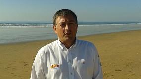 Fotografia de Entrevista a Daniel S�enz de Tejada, gerente de Fersa Sanitarios