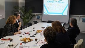 Foto de ChemMed Tarragona se reúne con Feique y Invest in Spain para atraer inversiones en el sector químico