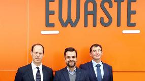 Picture of El director general de industria del Minetur visita Ewaste