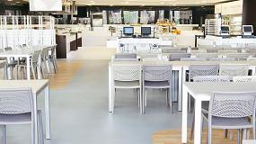 Foto de Altro viste los suelos de los comedores de Nestlé en España