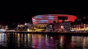 Foto de San Mam�s, nuevo edificio insignia de Bilbao