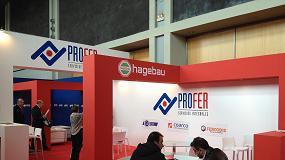 Foto de Arranca en Zaragoza la II Feria de Negocios Profer