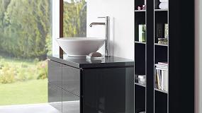 Foto de L-Cube para un estilo 'collage' individualizado en el baño