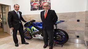 Foto de Scania nombrada Proveedor de Camiones de MotoGP