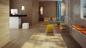 Picture of Zirconio presenta Krea, su nuevo material para pavimentos y revestimientos de interiores