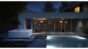Picture of Spa exterior Just Silence de Villeroy & Boch, premio Dise�o iF 2015