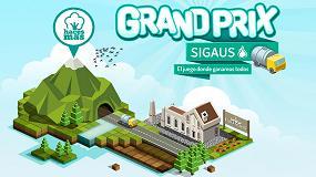 Fotografia de Sigaus pone en marcha su Grand Prix Sigaus con 4.000 premios en juego