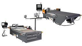 Picture of Barcel� Atom presenta sus nuevos sistemas de corte y encolado autom�tico en Hispack 2015
