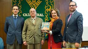 Picture of Feragua homenaje a su ex presidente, Margarita Bustamante