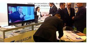 Picture of Eribrecar aumenta un 13% los talleres registrados a su club online del recambio tras Motortec