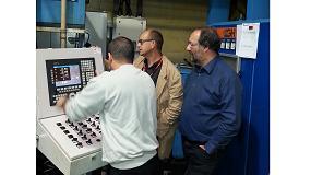 Foto de Bodycote apuesta por Fagor Automation para la reconversi�n de sus m�quinas con CNC