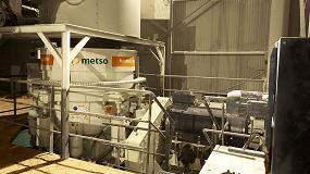 Foto de El nuevo triturador de cono HP5 de Metso ofrece un rendimiento a medida