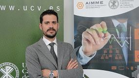 Foto de Entrevista a Samuel F�lix, coordinador de la Unidad de Formaci�n del Instituto Tecnol�gico Metalmec�nico, Aimme
