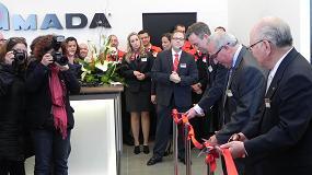 Foto de Amada inaugura sus nuevas instalaciones por todo lo alto