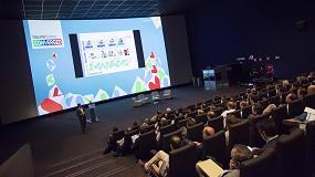 Fotografia de Comienza la 8� edici�n de DCD Converged Madrid 2015 en Kin�polis Madrid
