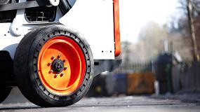 Foto de Trelleborg lanza su gama de neumáticos para la construcción durante su debut en Intermat