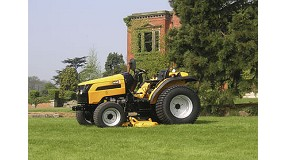 Fotografia de Nova gamma de tractors compactes JCB