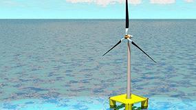 Foto de Tecnalia lidera un consorcio para construir un prototipo de parque eólico flotante frente a la costa cántabra
