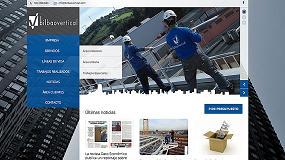 Fotografia de Bilbao Vertical cuenta con nueva web orientada al cliente