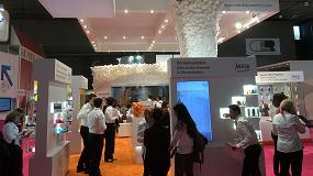 Foto de Innovación y propuestas con valor añadido en las presentaciones de Merck en in-cosmetics 2015