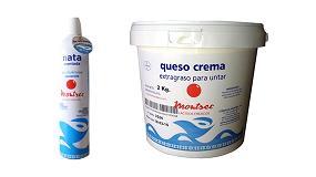 Fotografia de Comercial Montsec presenta su nata fresca pasteurizada en spray en Intersicop