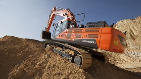 Foto de Nuevas excavadoras Doosan de Fase IV para el segmento de 40 a 50 toneladas